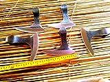 LOT OF 5 x HEAD MDM Antique Style Axe Head Tomahawk Viking Throwing Vintage Combat Axe hatchet