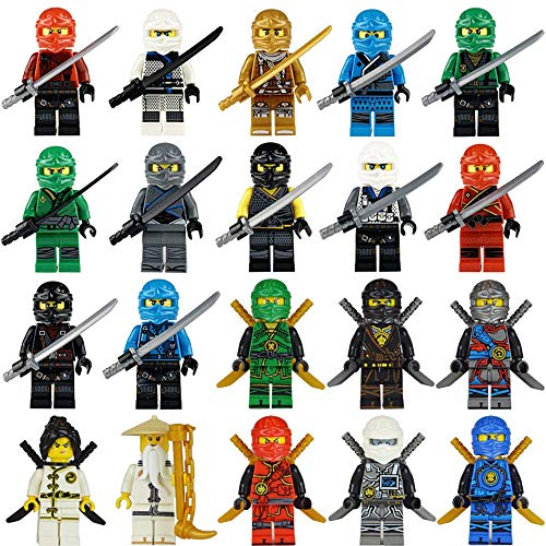 (60% OFF Coupon) Ninja Toys 20pcs $10.00