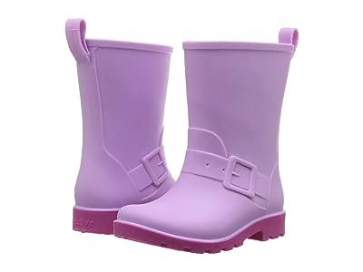 Native Kids Shoes Barnett (Toddler/Little Kid) (Lavender Purple/Resort Pink) Girls Shoes