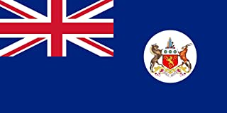 magFlags Large Flag Cape Colony 1876-1910 | Landscape Flag | 1.35m² | 14.5sqft | 80x160cm | 30x60inch - 100% Made in Germany - Long Lasting Outdoor Flag