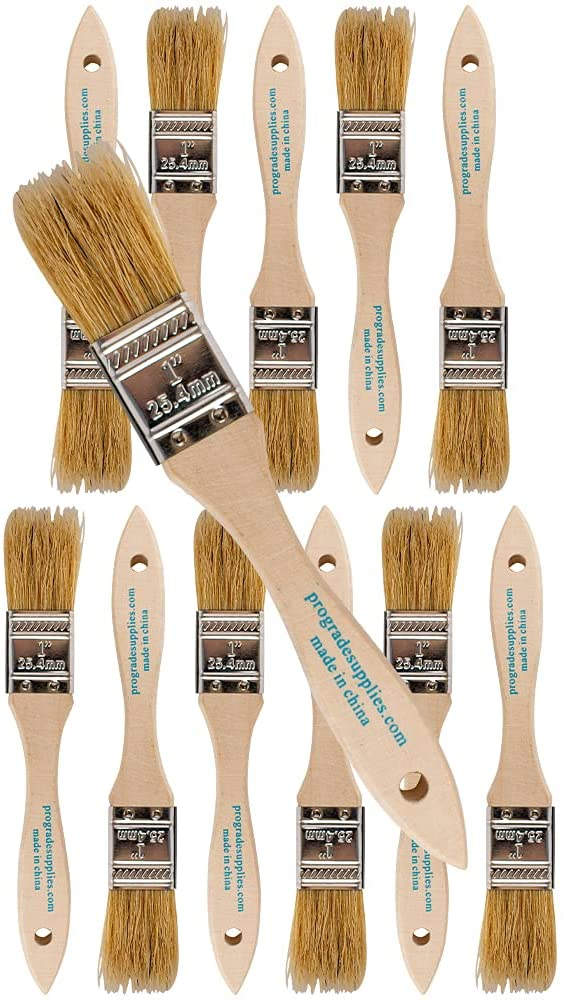 Vermeer Chip Paint latest Brushes for 12-Pack 1