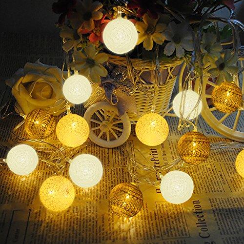 Catena Luminosa,Stringa di Luci y Proiettore di natale LED
