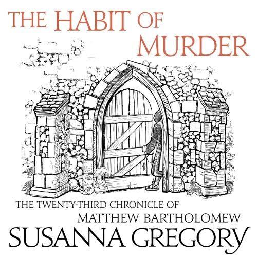 『The Habit of Murder』のカバーアート