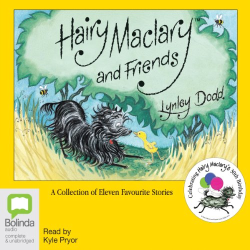 Hairy Maclary and Friends audiobook cover art