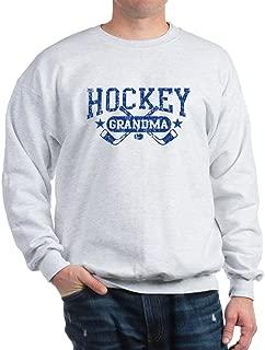 CafePress Hockey Grandma Sweatshirt Sweatshirt