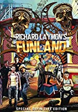 Richard Laymon's Funland Special Definitive Edition Signed & Numbered Hardcover