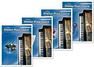 Alfred's Premier Piano Course Level 5 Books Set (4 Books) - Lesson 5, Theory 5, Technique 5, Performance 5