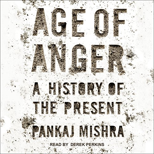 Age of Anger audiobook cover art