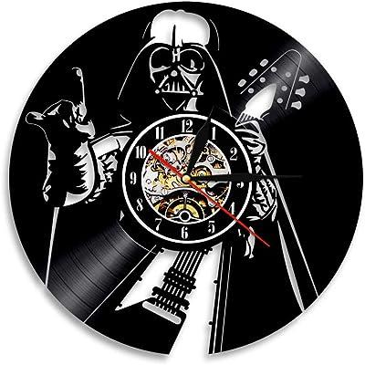 Yddlie Reloj de Pared Logo Studio Logo Logotipo de Empresa Vintage ...