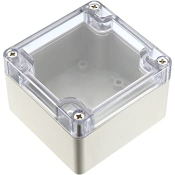 Industrial Housing Chassis Empty Enclosure Distribution Box Enclosure ABS IP65