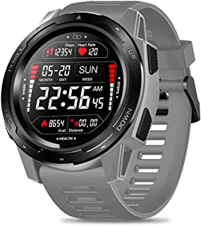 Zeblaze Vibe 5 HR Sports Men's Smartwatch,Waterproof Bluetooth 4.0 Smart Watch for iOS/Android