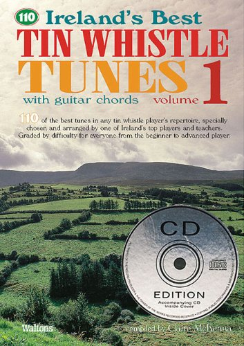 110 IRELANDS BEST TIN WHISTLE (Ireland's Best Collection)