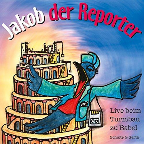 Live beim Turmbau zu Babel audiobook cover art