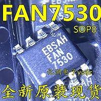10pcs / lot FAN7530MX SOP FAN7530 SMD在庫あり