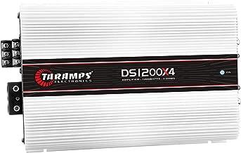 Taramp's DS 1200x4 2 Ohms 4 Channels 1200 Watts Amplifier