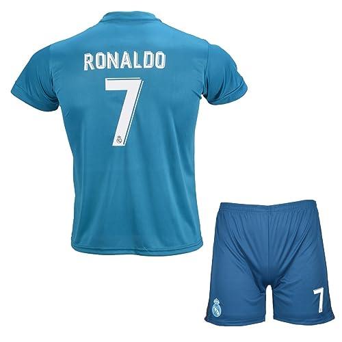 e40444e141b ... Kits 17 18 Source · New Real Madrid Jersey Amazon com