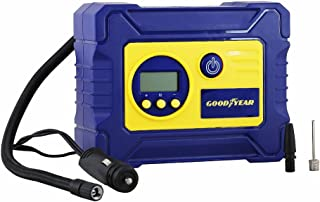 Goodyear GY-117A Digital Car Tyre Inflator (Blue)