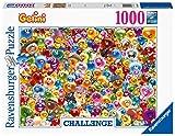 RAVENSBURGER PUZZLE- Ganz viel Gelini Puzzle de 1000 Piezas, Multicolor (16469)
