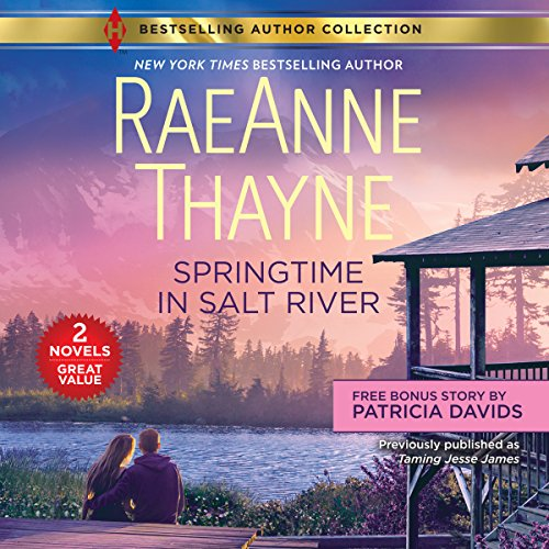 Springtime in Salt River & Love Thine Enemy audiobook cover art
