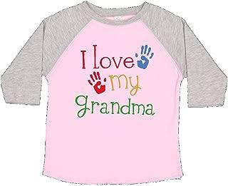 I Love My Grandma Toddler T-Shirt