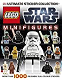LEGO® Star Wars Minifigures Ultimate Sticker Collection: More Than 1000 reuseble Full-Colour Stickers (Ultimate Stickers)