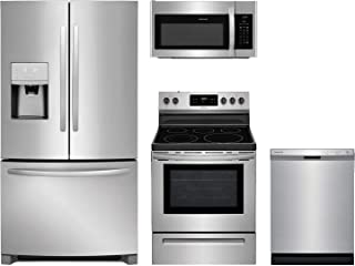Frigidaire 4-Piece Kitchen Package with FFHB2750TS 36