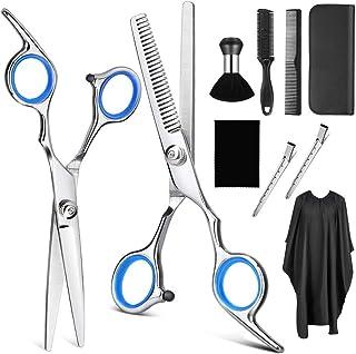 Juego de tijeras para cortar el cabello de Tijeras de