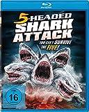 5-Headed Shark Attack - Uncut [Alemania] [Blu-ray]