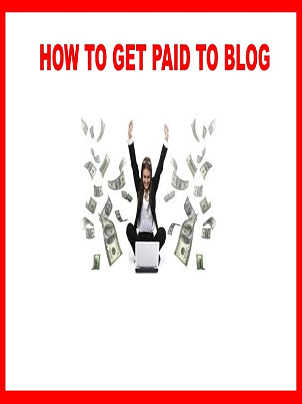 How to get paid to blog