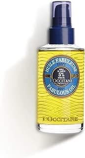 L'Occitane Shea Body Fabulous Oil with 5% Shea Oil, 3.3 fl. oz.
