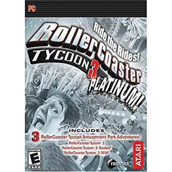 Rollercoaster Tycoon 3  Platinum [Download]
