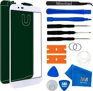 MMOBIEL Kit Reemplazo de Pantalla Táctil Compatible con LG K10 LTE K430 K420 K410 Size 5.3Plg (Blanco) Incl Herramientas