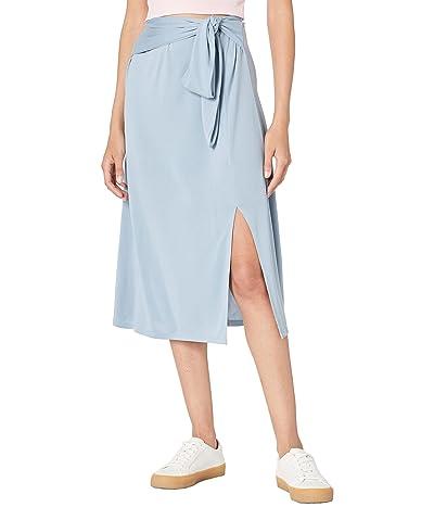 BCBGMAXAZRIA Knit Wrap Skirt