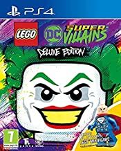 Lego DC Super Villians Deluxe Edition (PS4)