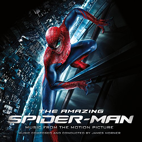 Amazing Spiderman: Music from [12 inch Analog]