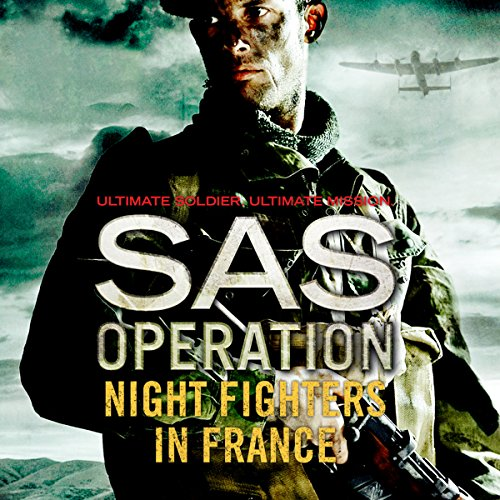 Night Fighters in France audiobook cover art
