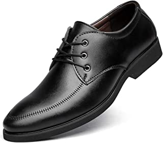 [PIRNLSRNMFLRRT32] イギリス風 メンズビジネスシューズ 余暇 レース メンズシューズ 春 新しい 歩きやすい 紳士靴 普段用 通勤 革靴 オールシーズン ストレートチップ 防臭 男性用 軽量 高級 抗菌 足ムレ 防止 柔らかい 足痛くない