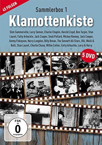 Sammlerbox 1 (5 DVDs)