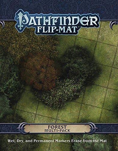 Pathfinder Flip-mat Multi-pack - Forests