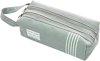 Funnygals - Pencil Case, Large Capacity Pencil Cases Pen Case Pencil Bag Pouch with Big Compartments for School,Office
