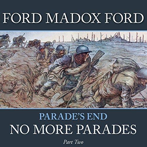 Parade's End - Part 2: No More Parades  Audiolibri