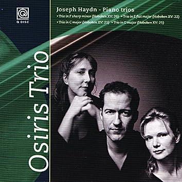Haydn: Piano Trios