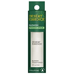 Desert Essence Herbal Blemish Touch Stick with Natural Extracts & Essential Oils - .31 Fl Ounce - An