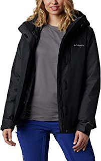 Columbia Women's Hoodie (WK0635-522_Elderberry_Small)