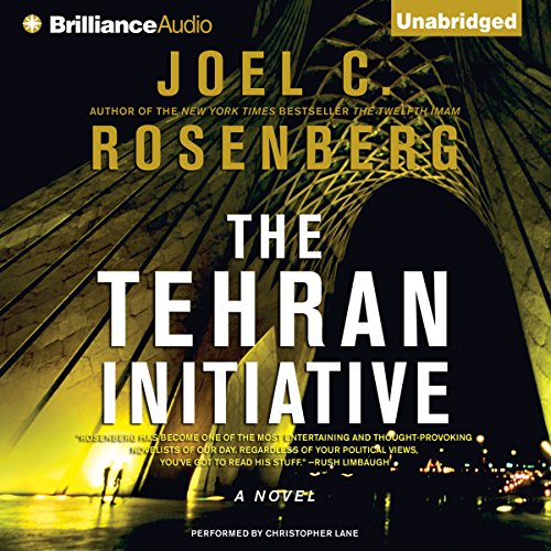 The Tehran Initiative cover art