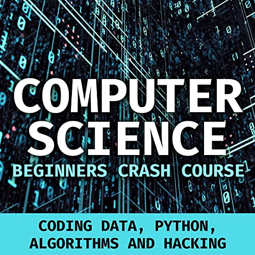 Computer Science Beginners Crash Course cover art
