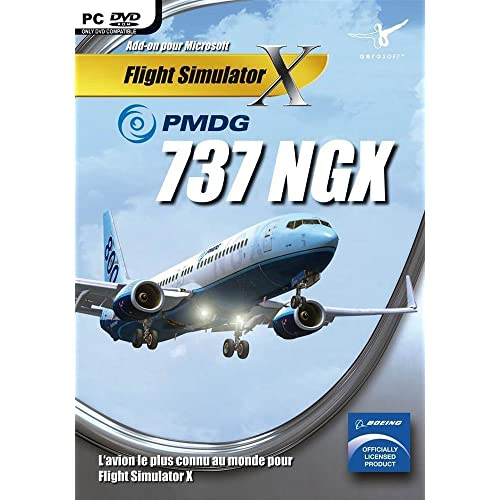 Flight Simulator : PMDG 737 NGX