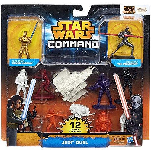 HASBRO Star Wars Command Attack Packs A8942EU6