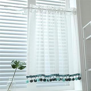 Amazon.es: cortina para ventana bano