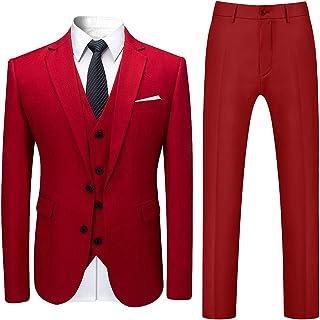 Suchergebnis auf für: Anzug Rot Anzüge